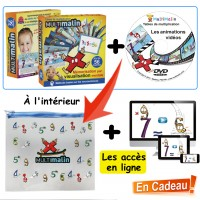 La trousse Tables de multiplication